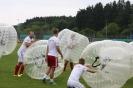 BubbleSoccer beim SV Schloßberg